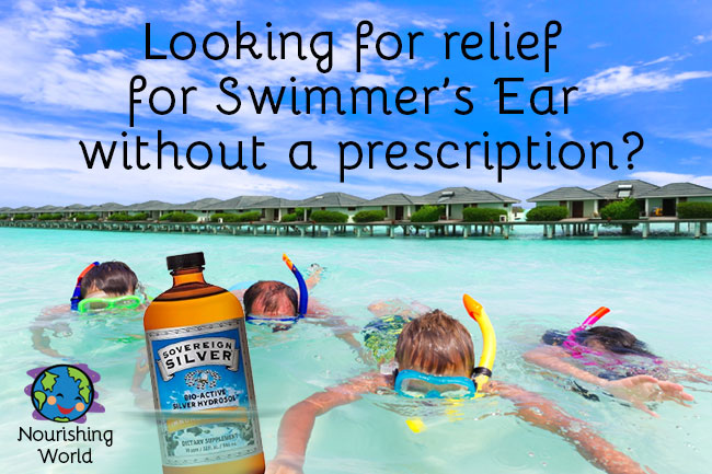 Looking for relief for Swimmer's Ear without a prescription?