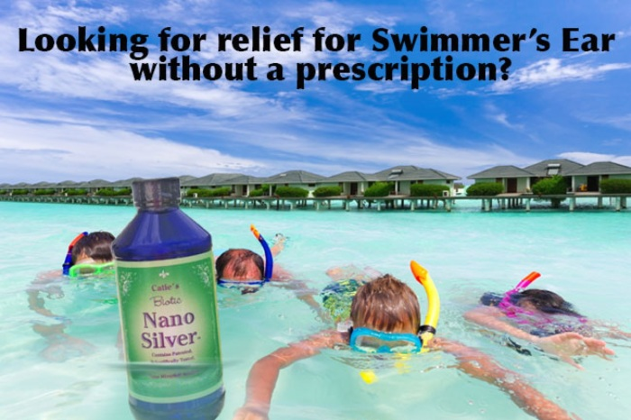 Colloidal Silver for Swimmers Ear