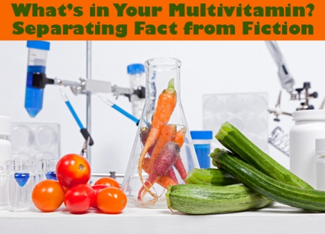 Natural vs Synthetic Vitamins in Supplements