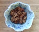 Paleo Grain Free Pumpkin Granola