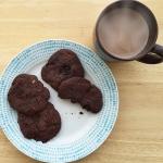 Hot Cocoa & Paleo Cookies