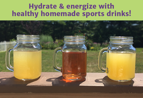Homemade Gatorade Recipes