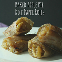baked-apple-pie-rice-paper-rolls