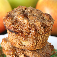 grainfree-apple-muffins