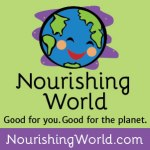 Nourishing World: Good for you. Good for the planet.